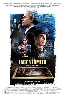 Poster of The Last Vermeer