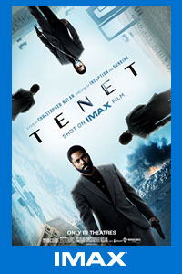 Poster of Tenet: The IMAX 2D Experience