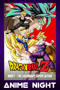 Poster of Dragon Ball Z: Broly- The Legendary Super Saiyan