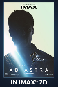 Poster of Ad Astra: The IMAX 2D Experience