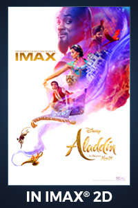 Poster of Aladdin: The IMAX 2D Experience