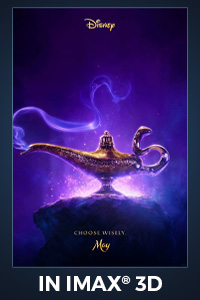 Poster of Aladdin: An IMAX 3D Experience