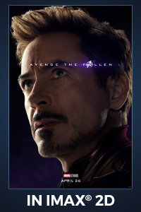 Poster of Avengers: Endgame - The IMAX 2D Experience