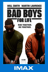 Poster of Bad Boys For Life: The IMAX 2D Experience