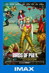 Poster of Birds of Prey: The IMAX 2D Experience