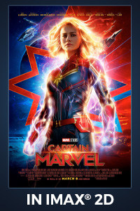 Poster of Captain Marvel: An IMAX 2D Experience...