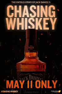 Poster of Chasing Whiskey - The Untold Story of Jack Daniels