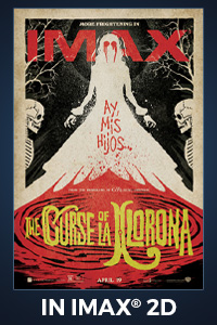 Poster of The Curse of La Llorona: The IMAX 2D Experience
