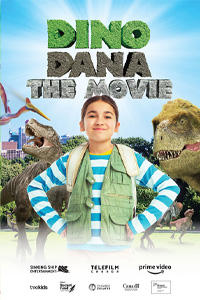 Poster of Dino Dana The Movie