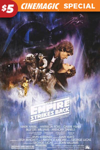Poster of Star Wars: Episode V - The Empire Strikes Back