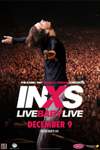 Poster of INXS: Live Baby Live at Wembley Stadi...