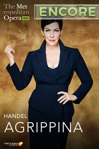 Poster of The Metropolitan Opera: Agrippina ENCORE