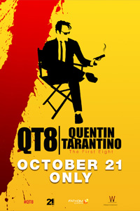 Poster of QT8: The First Eight