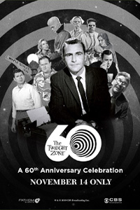 Poster of The Twilight Zone: A 60th Anniversary...
