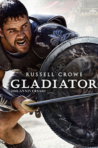 Poster of Gladiator 20th Anniversary