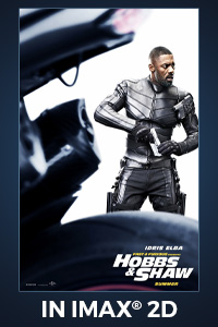 Poster of Fast & Furious Presents: Hobbs & Shaw...