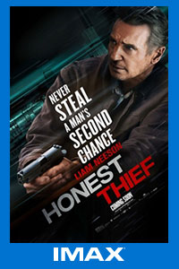 Poster of Honest Thief: The IMAX Experience