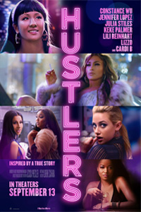 Poster of Hustlers