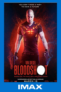 Poster of Bloodshot: The IMAX 2D Experience
