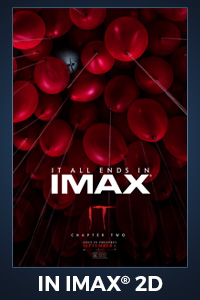Poster of It Chapter Two: The IMAX 2D Experienc...