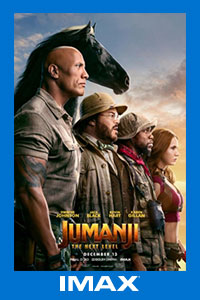 Poster of Jumanji: The Next Level - The IMAX 2D Experience