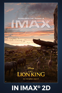 Poster of The Lion King - The IMAX 2D Experience