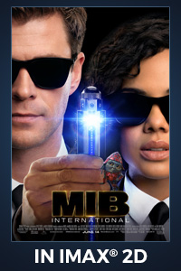 Poster of Men In Black: International - The IMAX 2D Experience