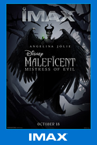 Poster of Maleficent: Mistress of Evil - The IMAX 2D Experience
