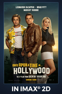 Poster of Once Upon a Time...in Hollywood: The IMAX Experience