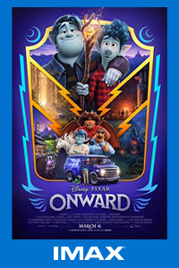 Poster of Onward: The IMAX 2D Experience