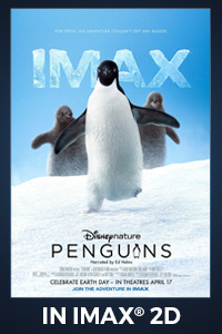 Poster of Penguins: The IMAX 2D Experience