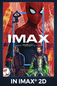 Poster of Spider-Man: Far From Home: The IMAX 2D Experience