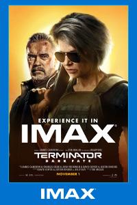 Poster of Terminator: Dark Fate - The IMAX 2D E...