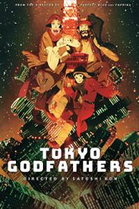 Poster of Tokyo Godfathers (2020 Restoration)