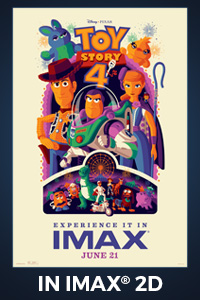 Poster of Toy Story 4: The IMAX 2D Experience