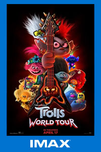 Poster of Trolls World Tour: The IMAX 2D Experience
