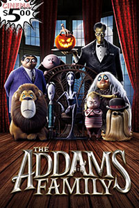 Poster ofThe Addams Family