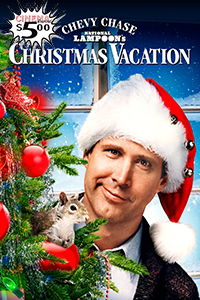 Poster ofNational Lampoon's Christmas Vacation