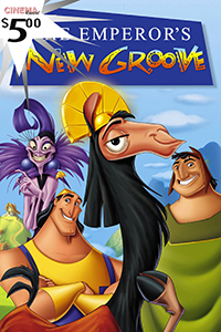 Poster of The Emperor's New Groove