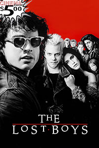 Poster ofThe Lost Boys (1987)