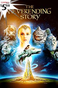 Poster of The Neverending Story (Die unendliche Geschichte)