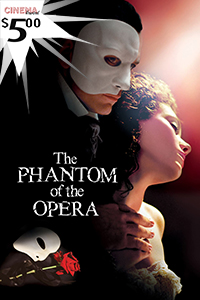 Poster of The Phantom of the Opera (2004)