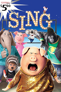 Poster of Sing