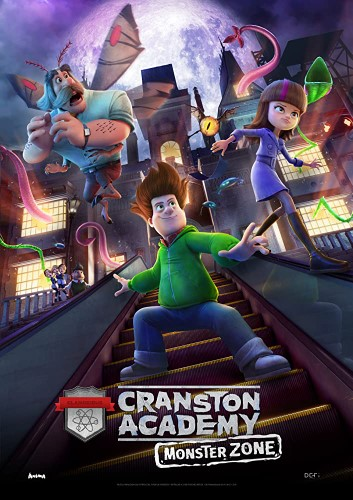 Poster of Cranston Academy: Monster Zone