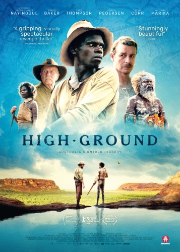 Poster of High Ground