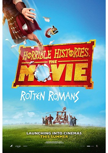 Poster of Horrible Histories: The Movie