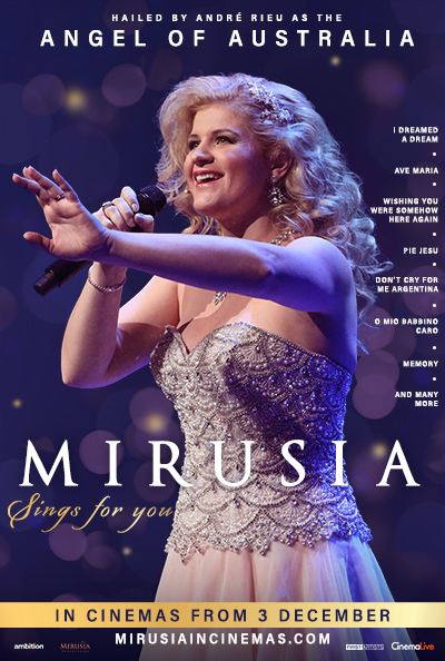 Poster of Mirusia Sings For You