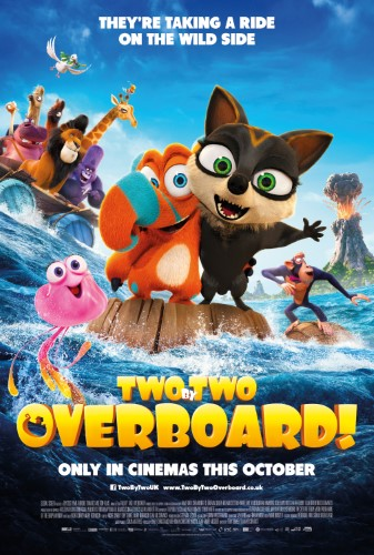Poster of Two by Two: Overboard!