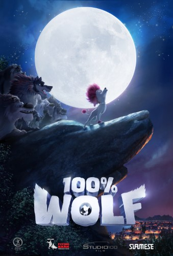 Poster of 100 Percent Wolf