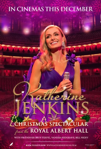 Poster of Katherine Jenkins Christmas Spectacular From The Royal Albert Hall